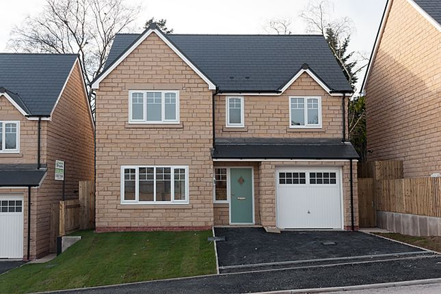 Thumbnail Detached house for sale in Meadow View, Read, Burnley BB12, Read,