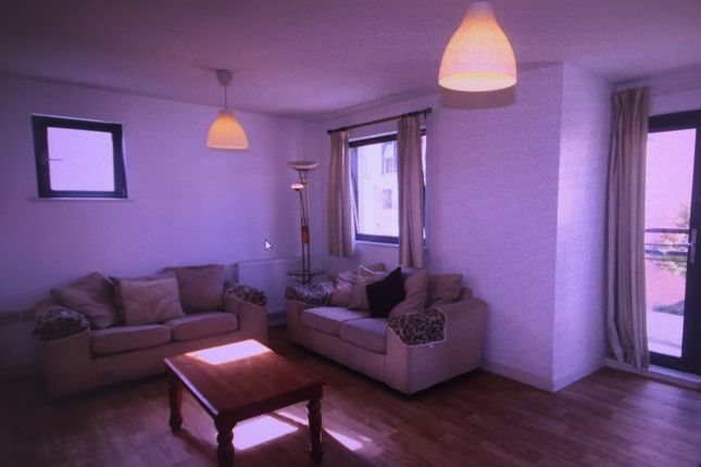 Thumbnail Flat to rent in St. Catherines Court, Maritime Quarter, Swansea