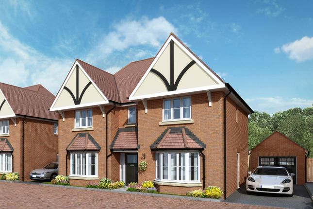 """Thumbnail Detached house for sale in """"The Clarence"""" at Lower Road, Chalfont St. Peter, Gerrards Cross"""