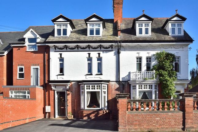 Thumbnail Terraced house for sale in Fully Refurbished 6 Bedroom Period House, Baggallay Street, Whitecross, Hereford
