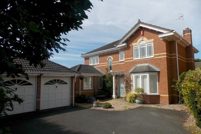 Thumbnail Property for sale in Geoffrey Chaucer Walk, Droitwich
