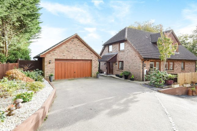 Thumbnail Detached house for sale in The Poplars, Leybourne Gardens, St. Leonards-On-Sea