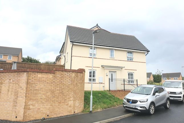 Semi-detached house for sale in Hooper Way, Tonna, Neath