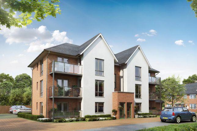 "Thumbnail 2 bed property for sale in ""Falkirk"" at Fen Street, Wavendon, Milton Keynes"