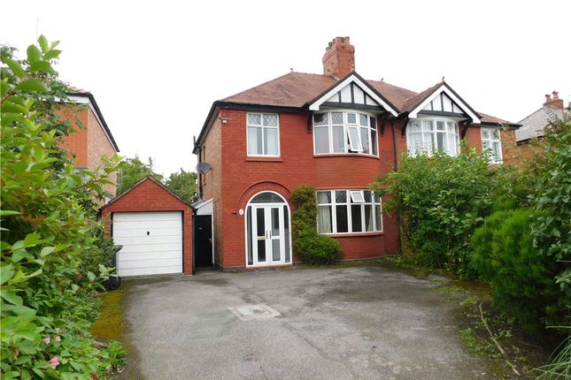 Thumbnail Semi-detached house for sale in Jack Lane, Davenham, Northwich