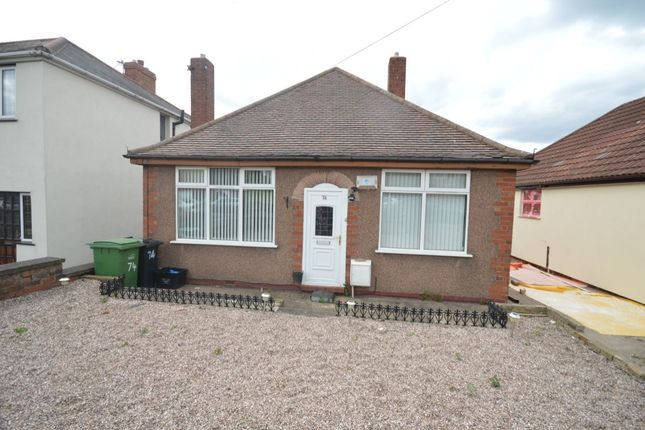 Thumbnail Bungalow for sale in Robert Street, Dudley