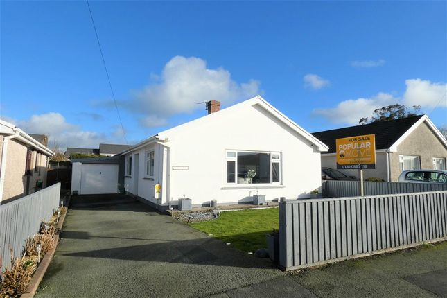 3 bed bungalow for sale in Greenhill Crescent, Merlins Bridge, Haverfordwest SA61