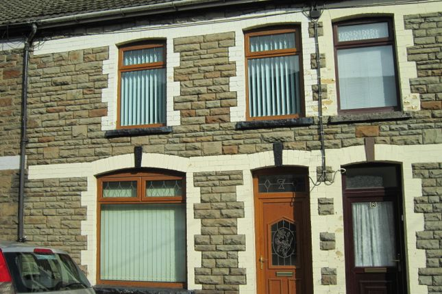 Thumbnail Terraced house for sale in Henry Street, Bargoed