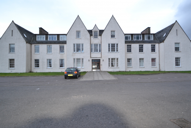 Thumbnail Flat to rent in 1 Old Edinburgh Court, Inverness. 4Fd