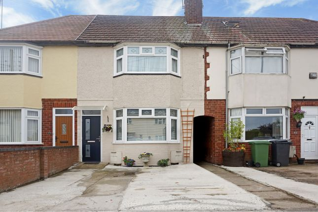 Thumbnail Terraced house for sale in Prospect Avenue, Irchester
