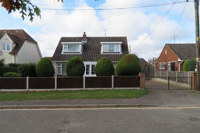 Thumbnail Detached bungalow for sale in Willoughby Avenue, West Mersea, Colchester