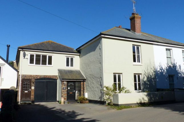 Thumbnail Semi-detached house for sale in South Milton, Kingsbridge
