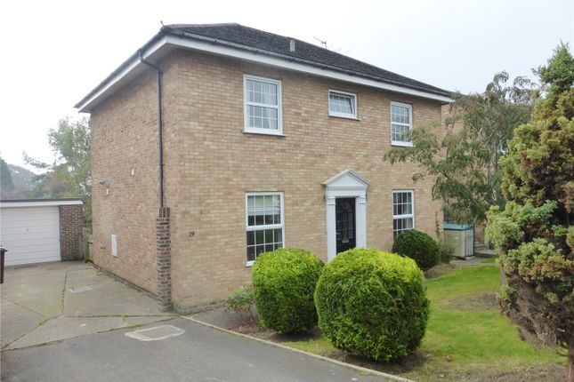 Thumbnail Detached house for sale in Hawthorn Rise, Westrip, Stroud, Gloucestershire