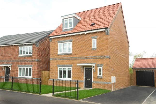 Thumbnail Detached house for sale in Preston Green, Yarm Road, Stockton-On-Tees