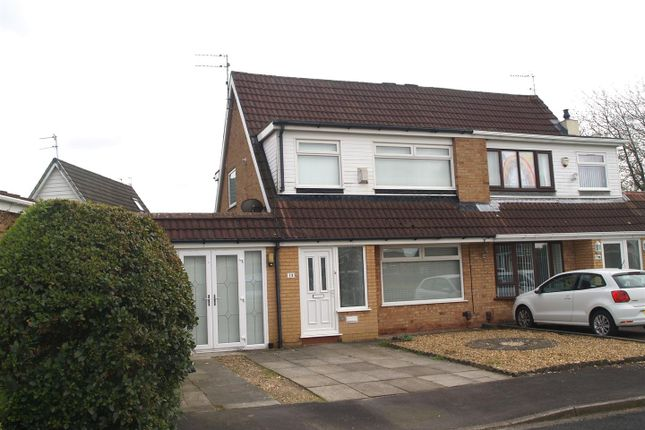 Thumbnail Property for sale in Glebe Close, Maghull, Liverpool