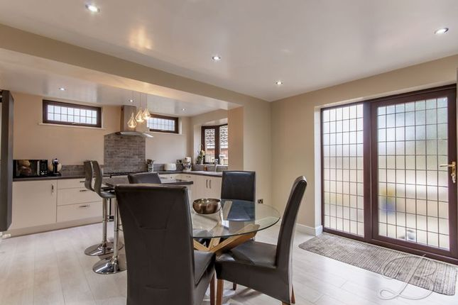 Thumbnail Detached bungalow for sale in West Hill, Mansfield