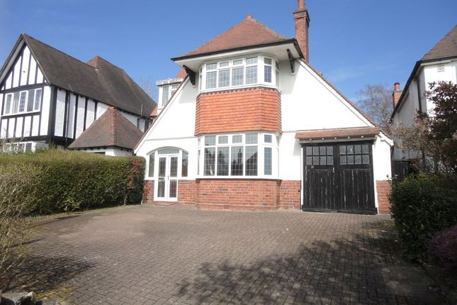 Thumbnail Detached house for sale in 10 Knightlow Road, Birmingham, West Midlands