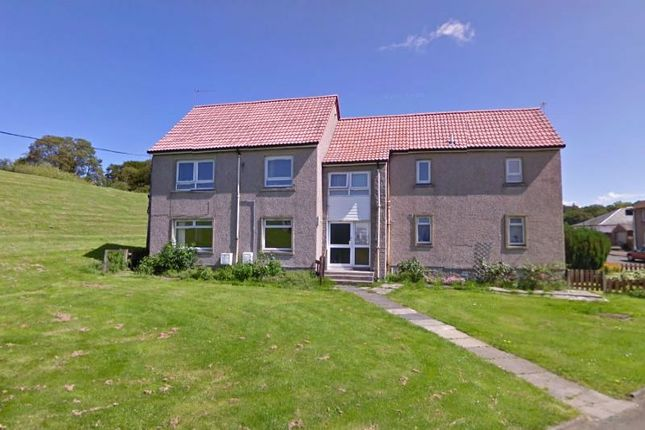 Thumbnail Flat for sale in 24B, Mill Crescent, Newmilns, East Ayrshire KA169Bb