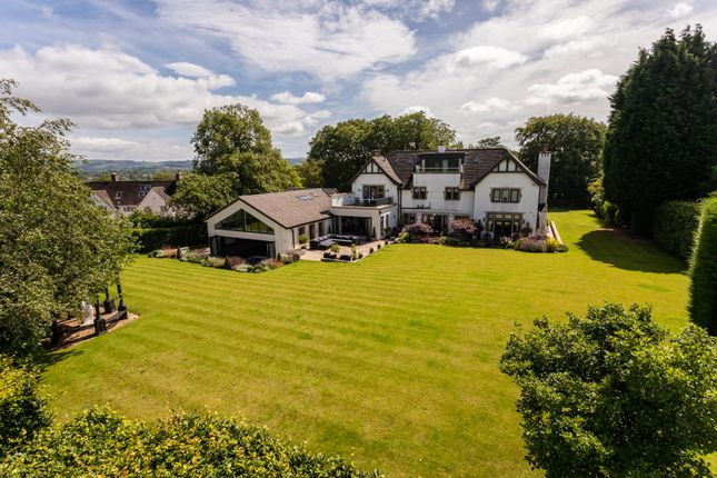 Thumbnail Detached house for sale in Macclesfield Road, Prestbury, Macclesfield