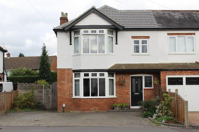 Thumbnail Semi-detached house for sale in Mytchett Rd, Mytchett