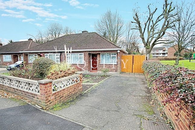 Thumbnail Semi-detached bungalow for sale in Turkey Street, Enfield