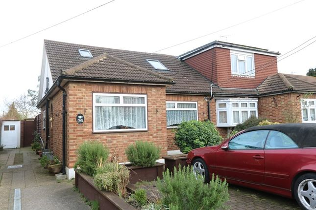 Thumbnail Semi-detached house for sale in Raymonds Drive, Benfleet