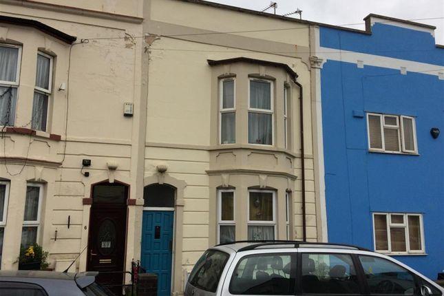 Thumbnail Terraced house for sale in Belton Road, Easton, Bristol