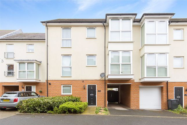 Thumbnail Terraced house for sale in Pearl Square, Chelmsford, Essex