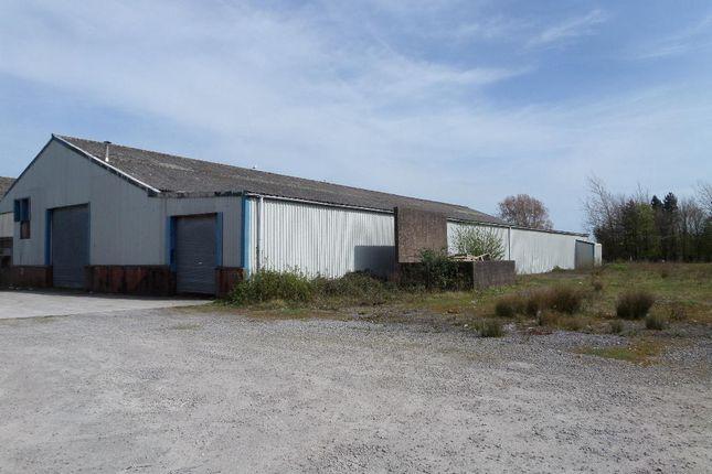 Thumbnail Industrial for sale in Bridgend Industrial Estate, Bridgend