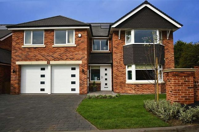 Detached house for sale in Bridge View Close, Longton, Preston