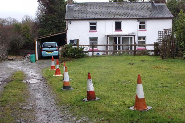 Thumbnail Farm for sale in Brynberian, Crymych