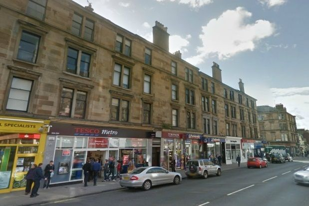 Thumbnail Property to rent in Byres Road, Glasgow