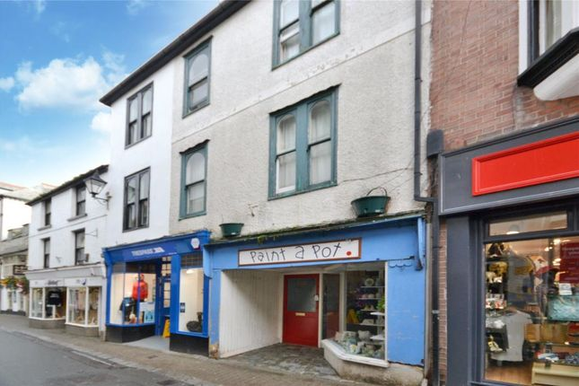 Thumbnail Commercial property for sale in Fore Street, East Looe, Cornwall