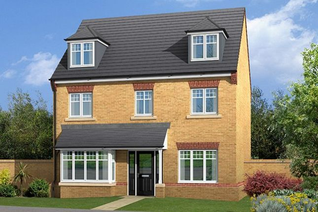"Thumbnail Detached house for sale in ""The Grassington"" at Mulberry Road, Farsley, Pudsey"