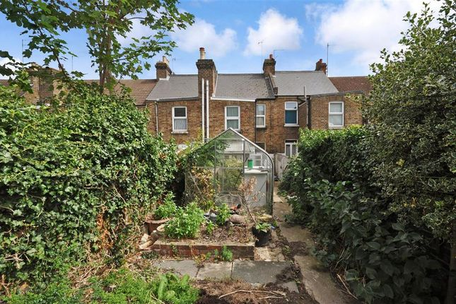 Terraced house for sale in Winstanley Crescent, Ramsgate, Kent