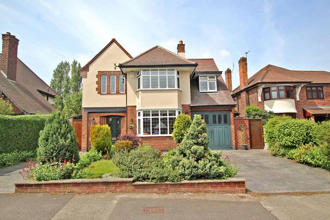Thumbnail Detached house for sale in Hazel Grove, Mapperley, Nottingham
