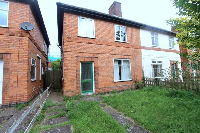 3 bed terraced house to rent in Westbury Road, Clarendon Park, Leicester LE2