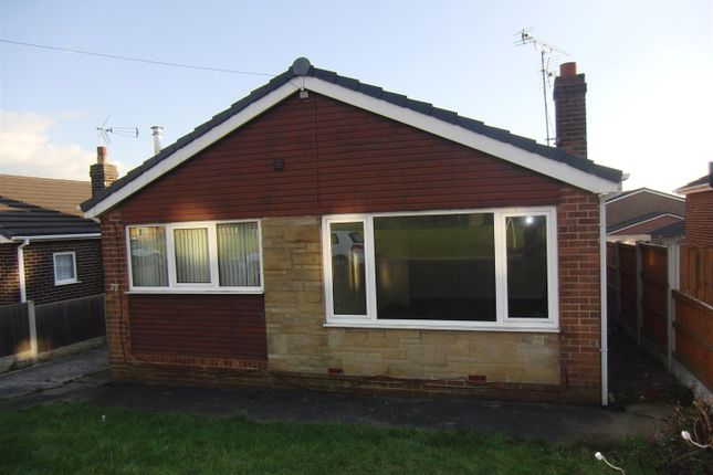 2 bed detached bungalow to rent in Holmsley Field Lane, Oulton, Leeds LS26