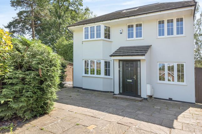 Thumbnail Detached house to rent in Ferrard Close, Ascot