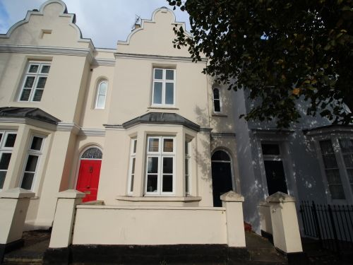 Thumbnail Terraced house to rent in 13 Clarendon Avenue, Leamington Spa