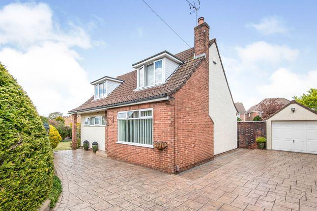 Thumbnail Detached bungalow for sale in Trident Close, Downend, Bristol