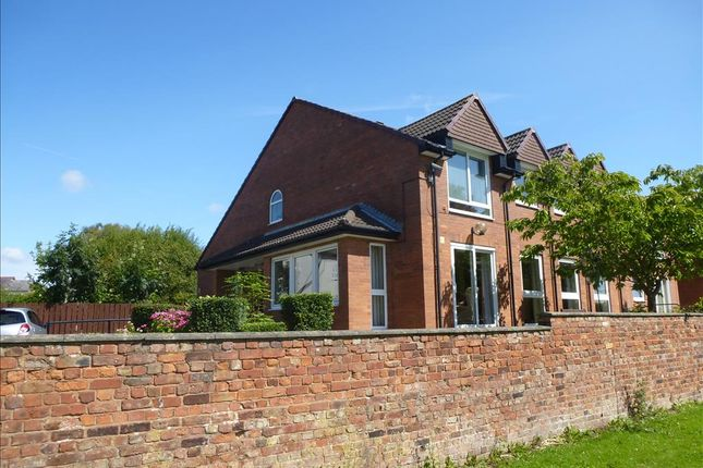 Thumbnail 1 bed flat for sale in Dale Avenue, Heswall, Wirral