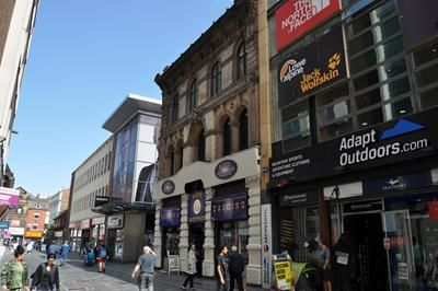 Thumbnail Leisure/hospitality for sale in 12 Williamson Street, Liverpool
