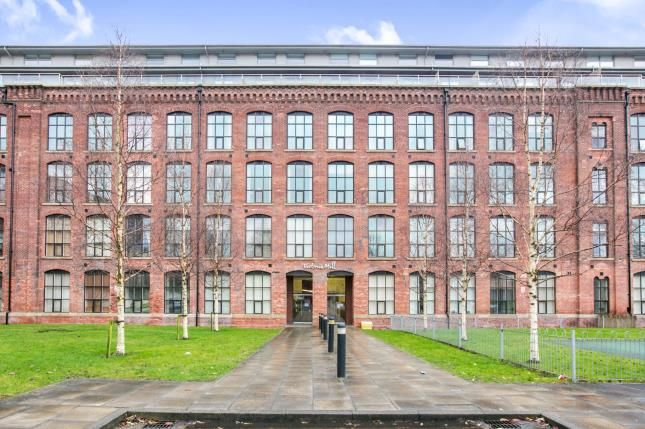 Thumbnail Flat for sale in Victoria Mill, Houldsworth Street, Stockport, Greater Manchester