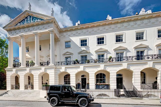 Thumbnail Property to rent in Hanover Terrace, London
