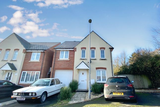 Thumbnail Detached house for sale in Somerset Grove, Magor, Caldicot