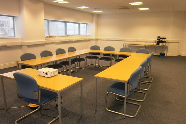 Photo of Lancashire Digital Technology Centre, Bancroft Road, Burnley BB10
