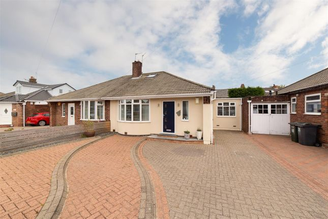 2 bed semi-detached bungalow for sale in Worcester Way, Wideopen NE13