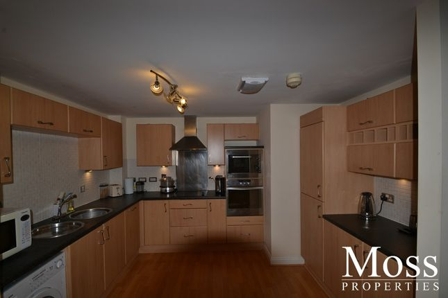 Thumbnail Flat to rent in Kentmere Drive, Lakeside Marina, Doncaster