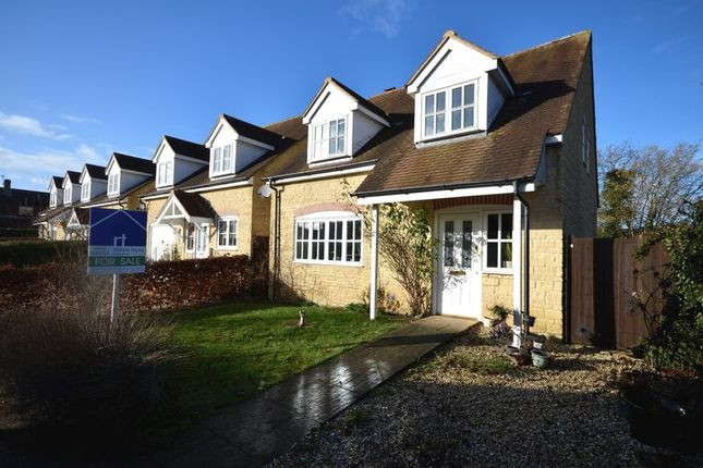 Thumbnail Detached house for sale in Mansell Place, Carterton